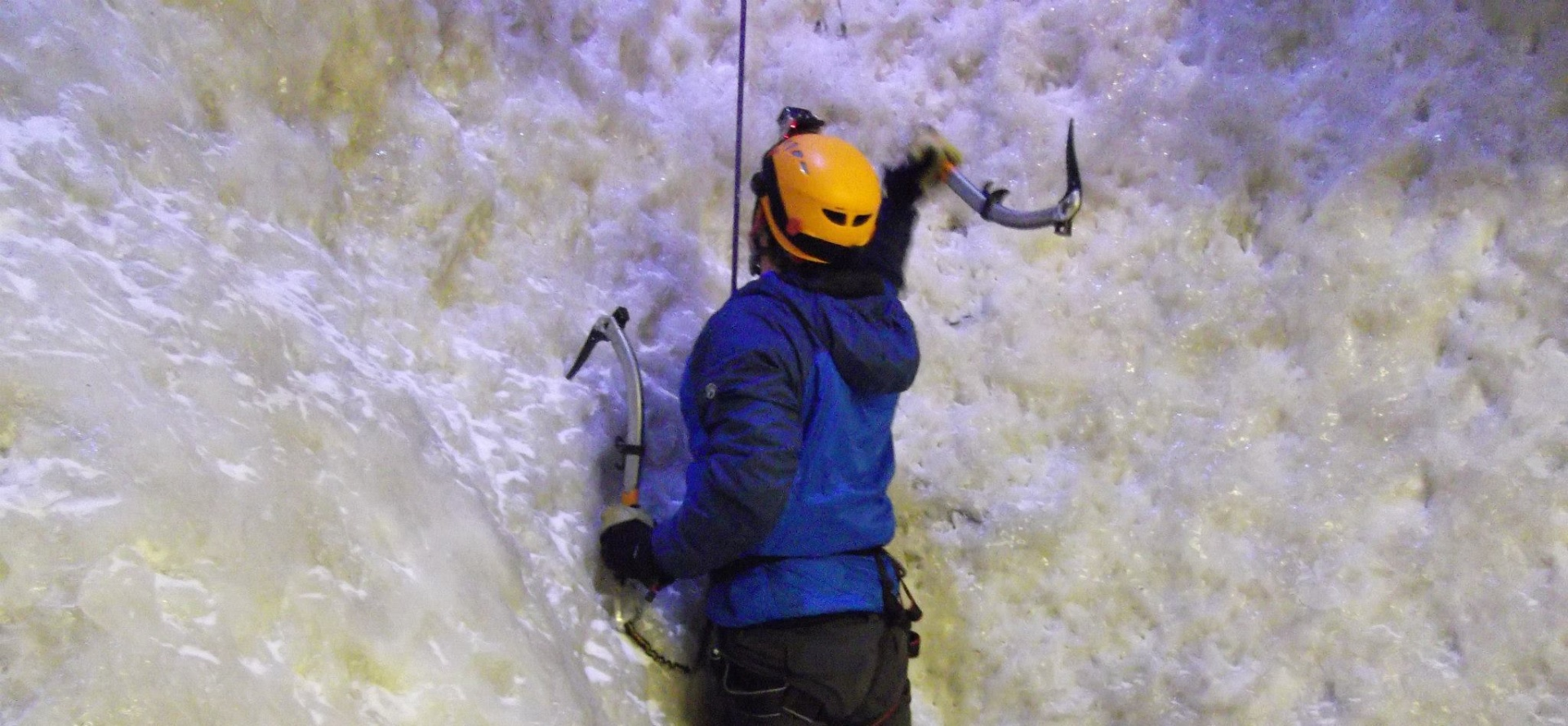 Discover Indoor Ice Climbing - London-3