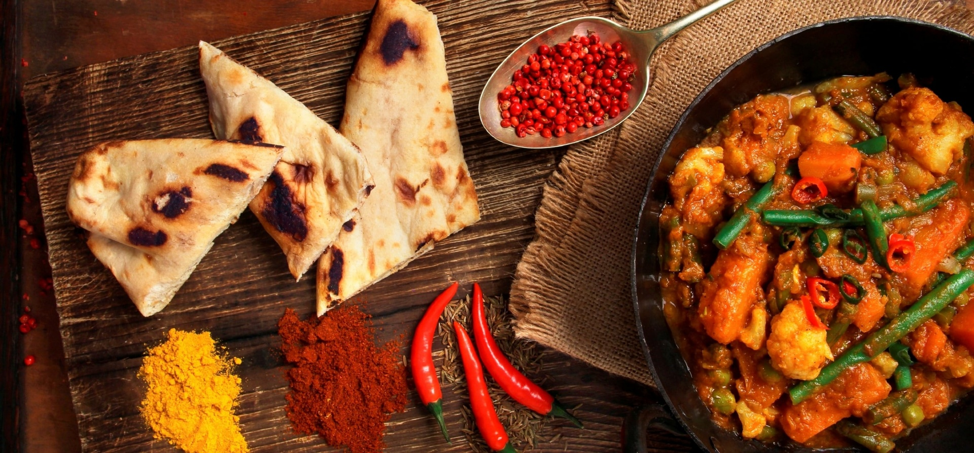 Full Day Indian Cookery Course Hertfordshire
