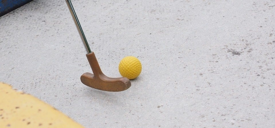 One Hour Golf Lesson at Indoor Golf Centre - Gloucestershire-4
