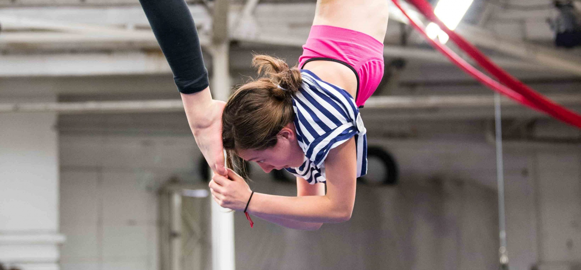 Intermediate to Advanced Aerial Class in Birmingham-1