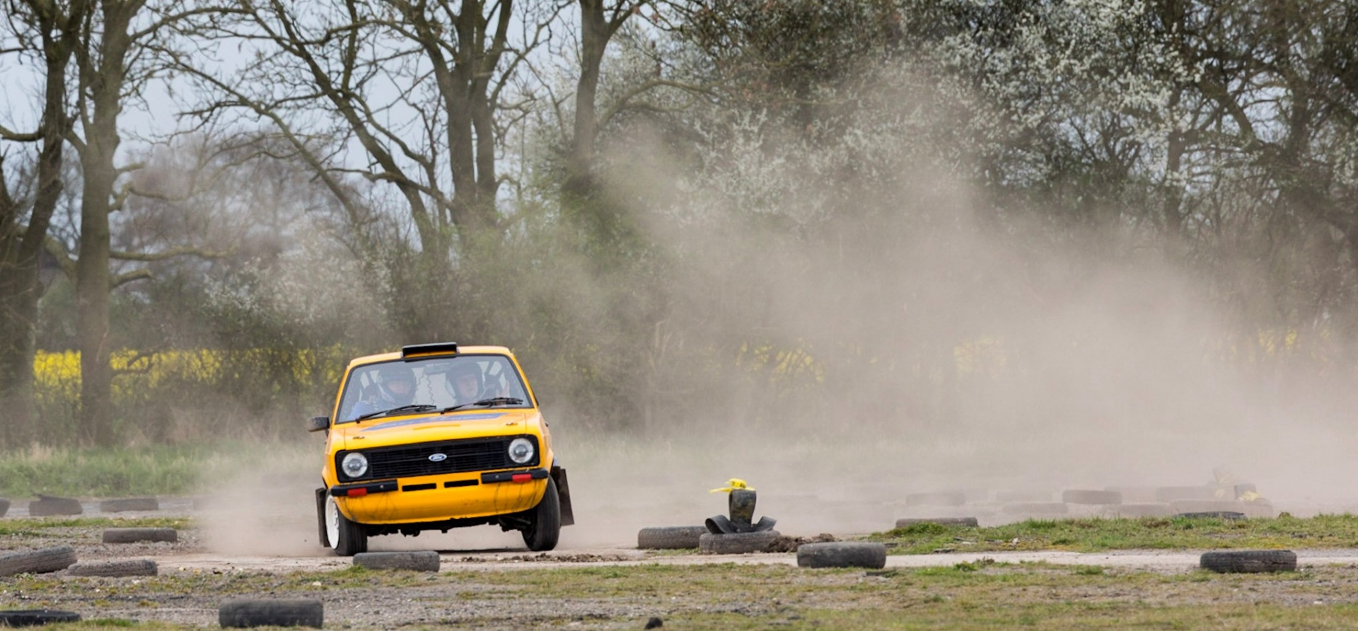 Full Day Rally Driving Introductory Experience in Yorkshire-7
