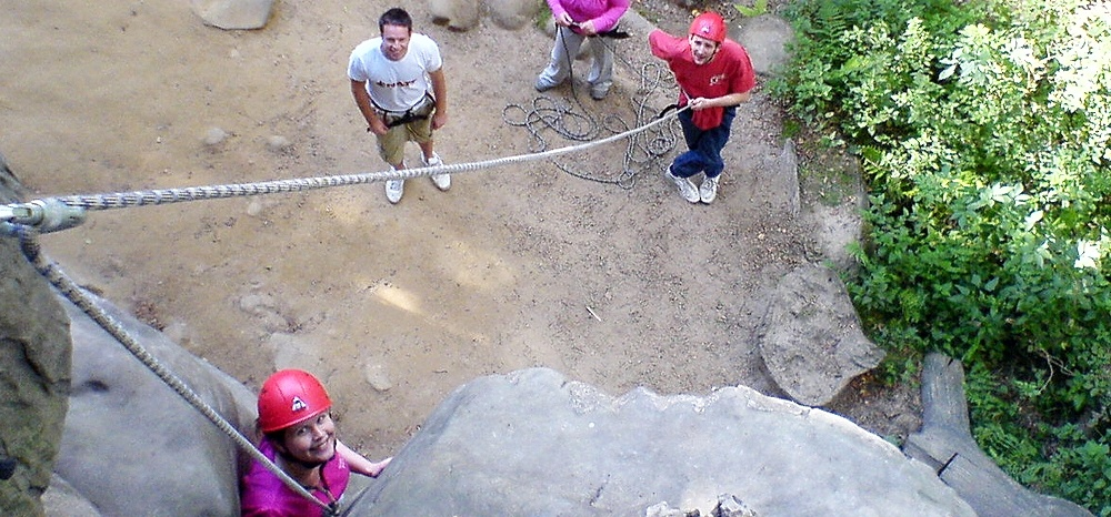 Rock Climbing & Abseiling Experience - Sussex-2
