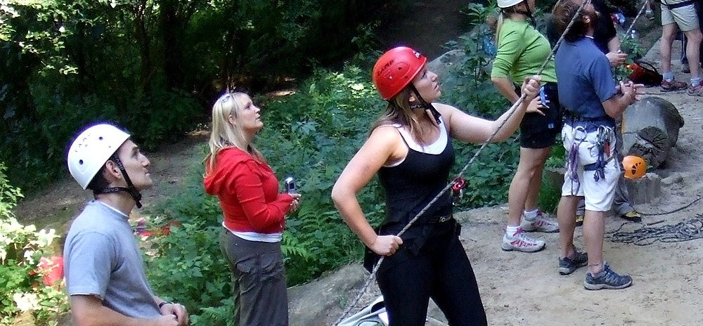 Rock Climbing & Abseiling Experience - Sussex-4