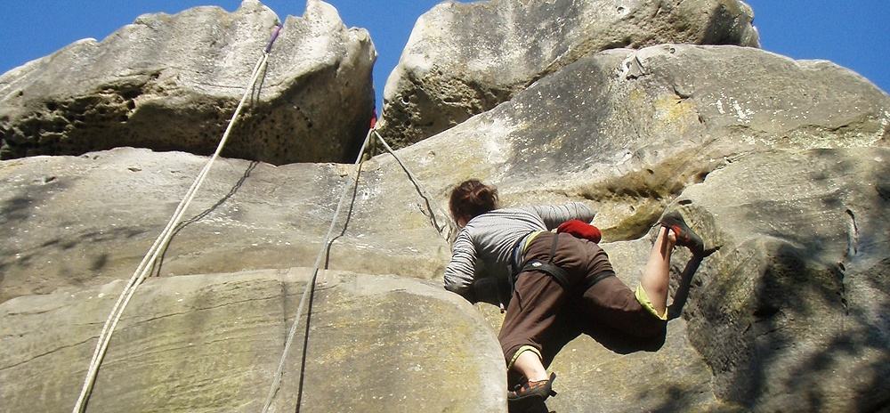 Rock Climbing & Abseiling Experience - Sussex-7