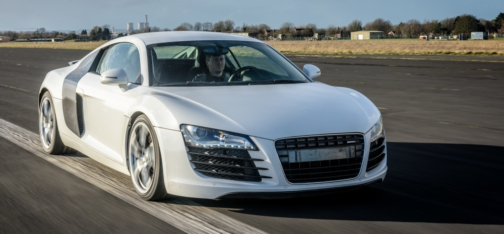 Iron Man Audi R8 6 Mile Driving Experience-2
