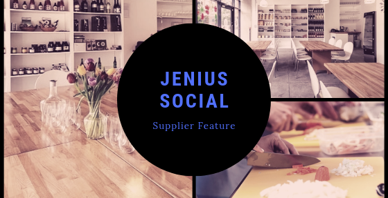 Jenius Social Feature: Cooking Classes for Everyone!