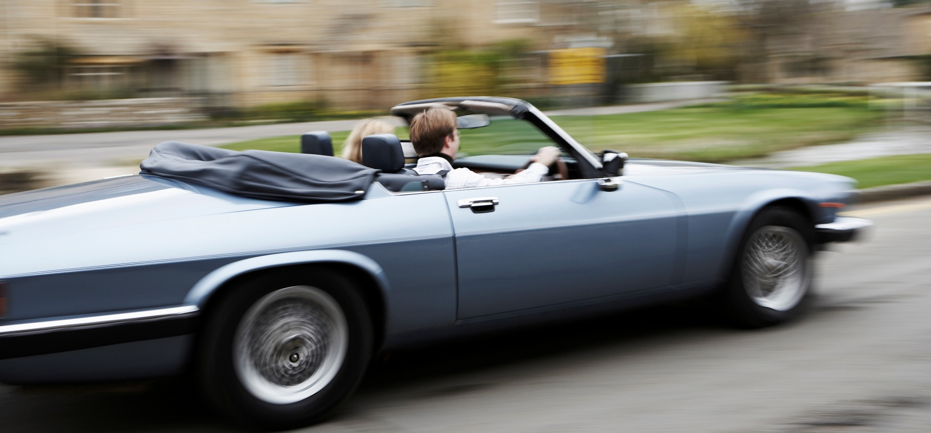 Jaguar Xjs Driving Taster In Worcestershire