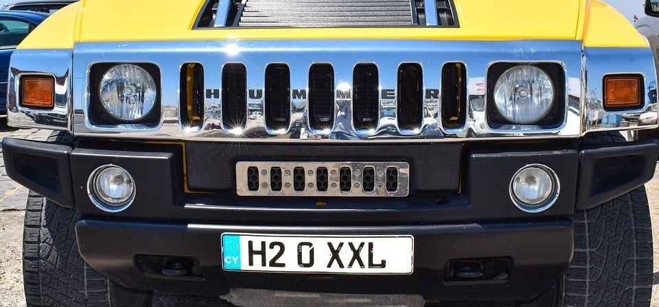 Junior Hummer H2 Driving Thrill-1