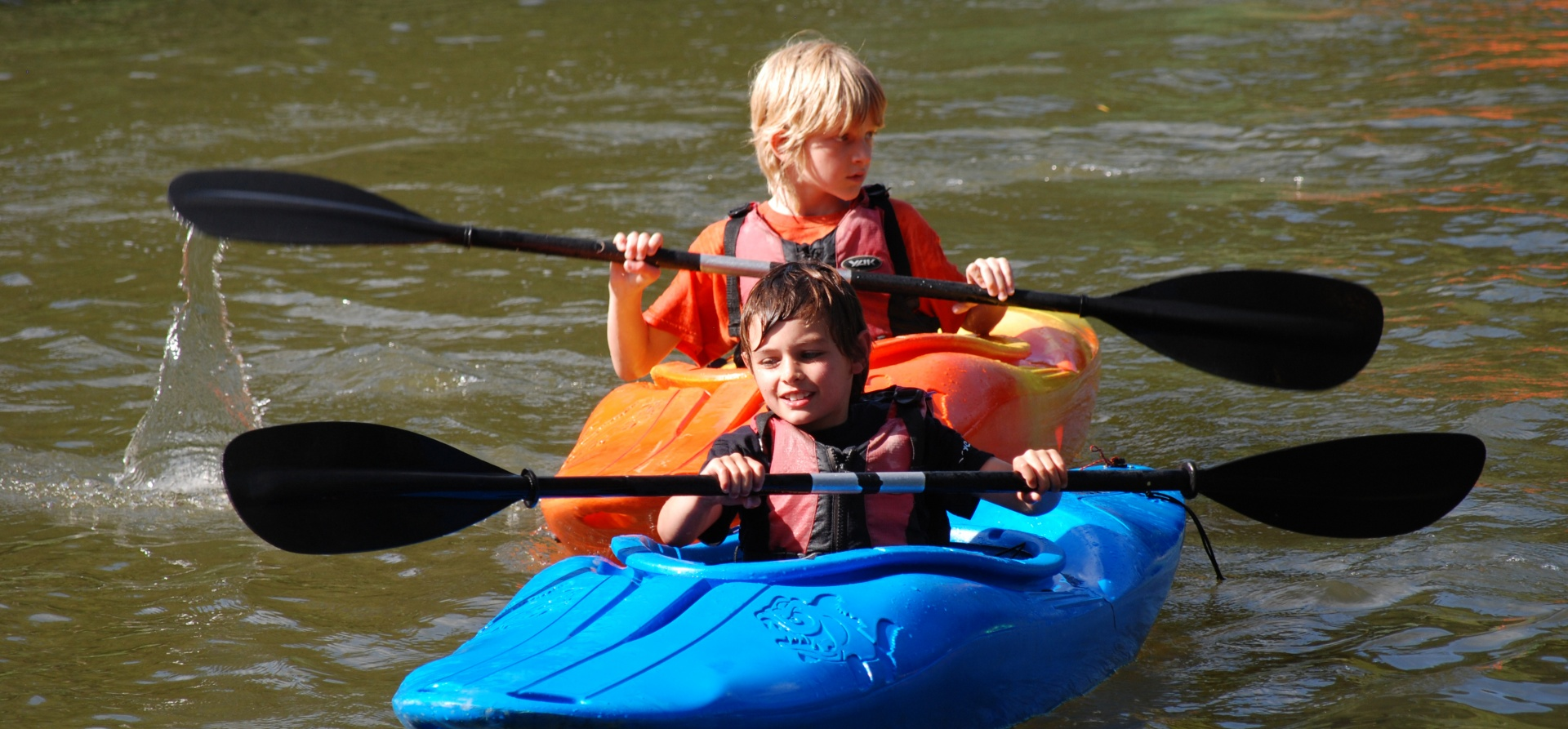 Half Day Kayaking Lesson - Warwickshire-4