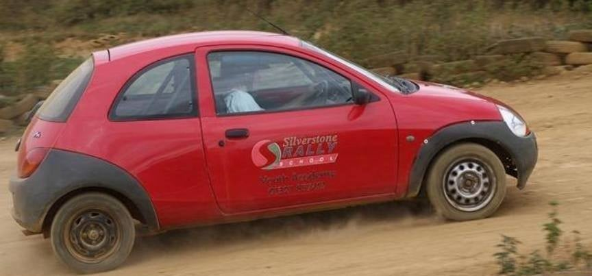 Silverstone Junior Rally - Half Day-2