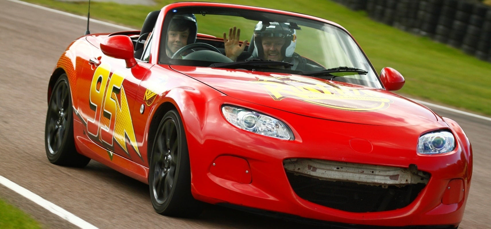 Kids Supercar Driving Experience - Choice-1