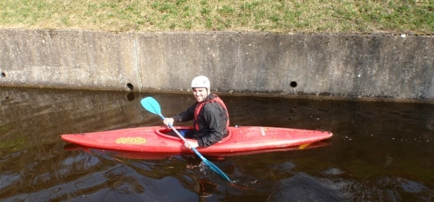 Half Day Kayaking Experience - Wales-1
