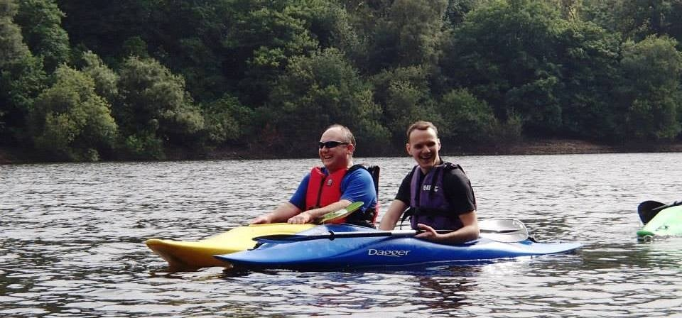 All Day Beginner's Kayaking in the Peak District-2