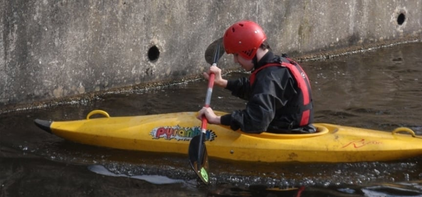 Half Day Kayaking Experience - Wales-2