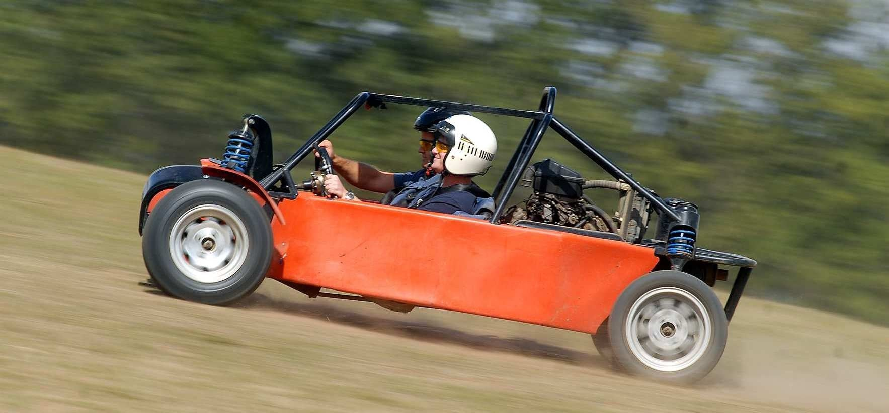 Quad Bike, Apache Rally and 4x4 Experience - Kent-1