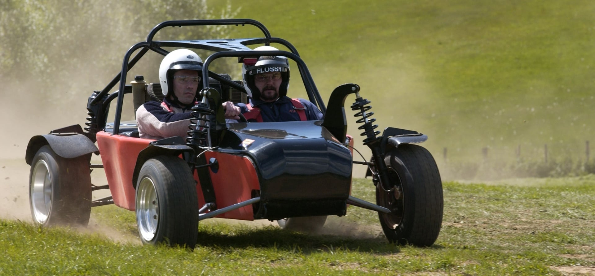 Quad Bike, Apache Rally and 4x4 Experience - Kent-3