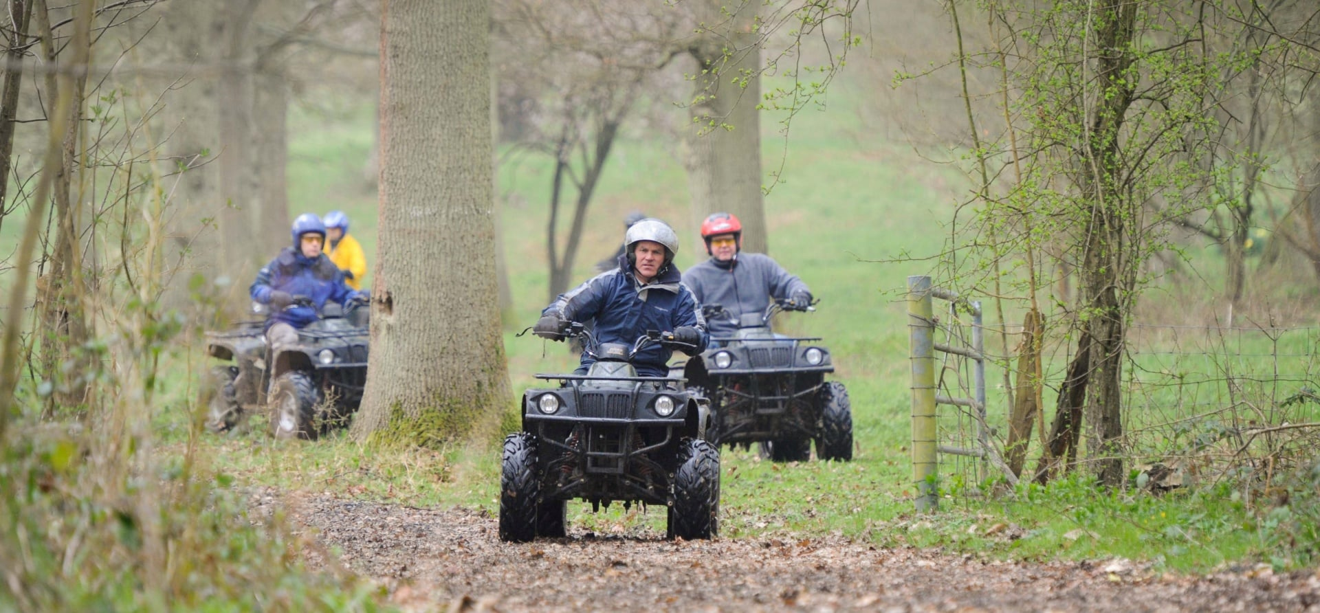 Quad Bike, Apache Rally and 4x4 Experience - Kent-7