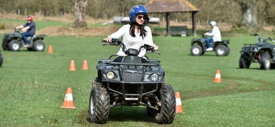 Quad Bike, Apache Rally and 4x4 Experience - Kent-5