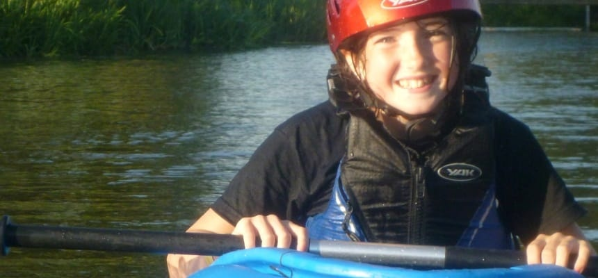 Kids Only Kayak Experience On The River Adur