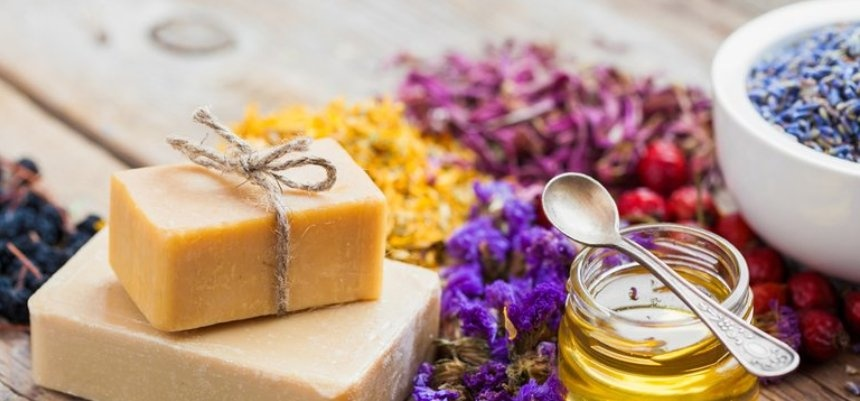 Make Your Own Organic Soap In London
