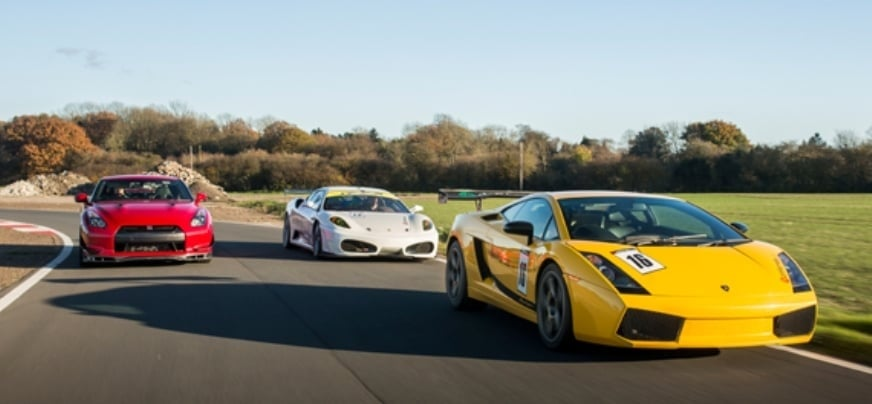 Five Supercar Driving Thrill in Hemel Hempstead-3