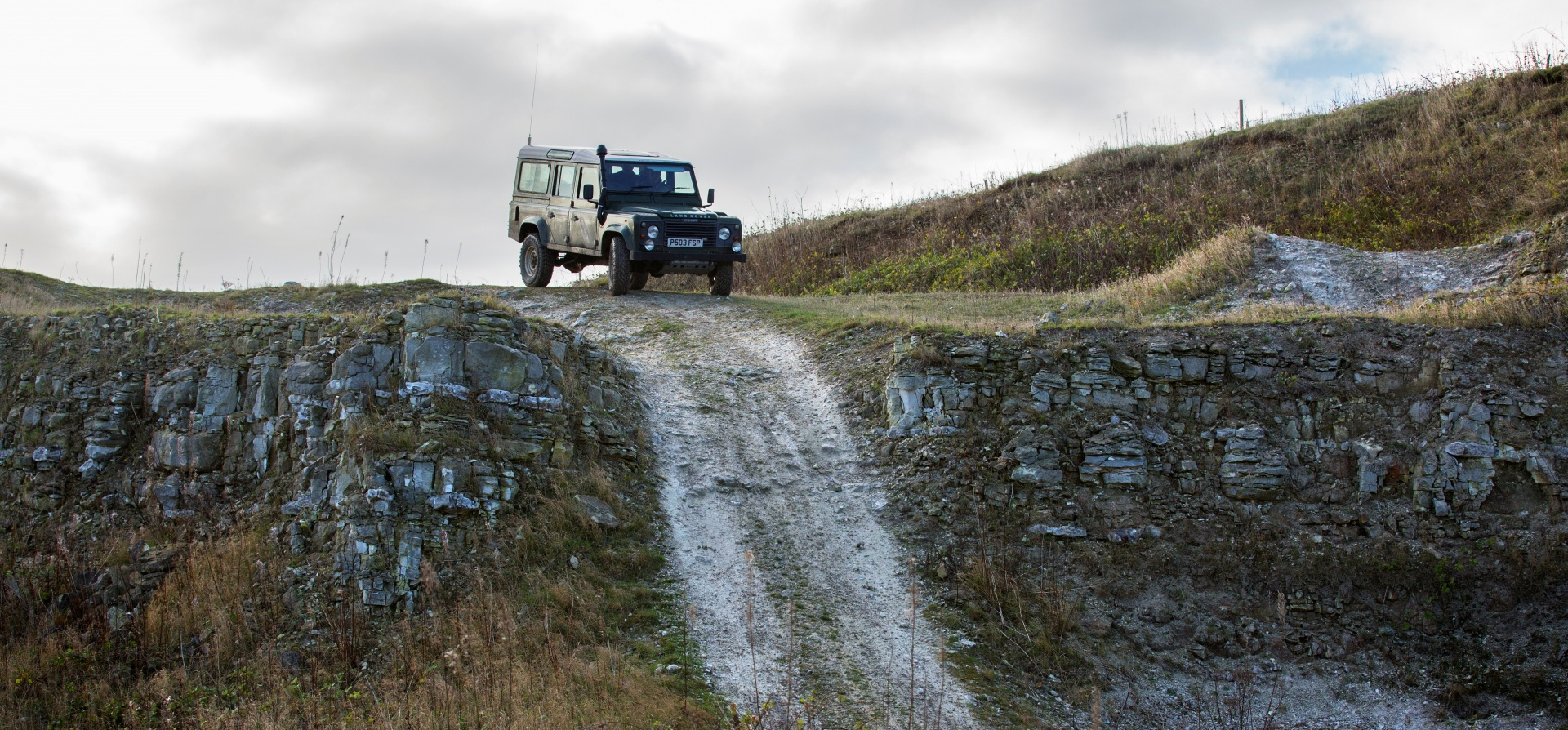 4x4 Driving Experience Shared - Lincolnshire-1