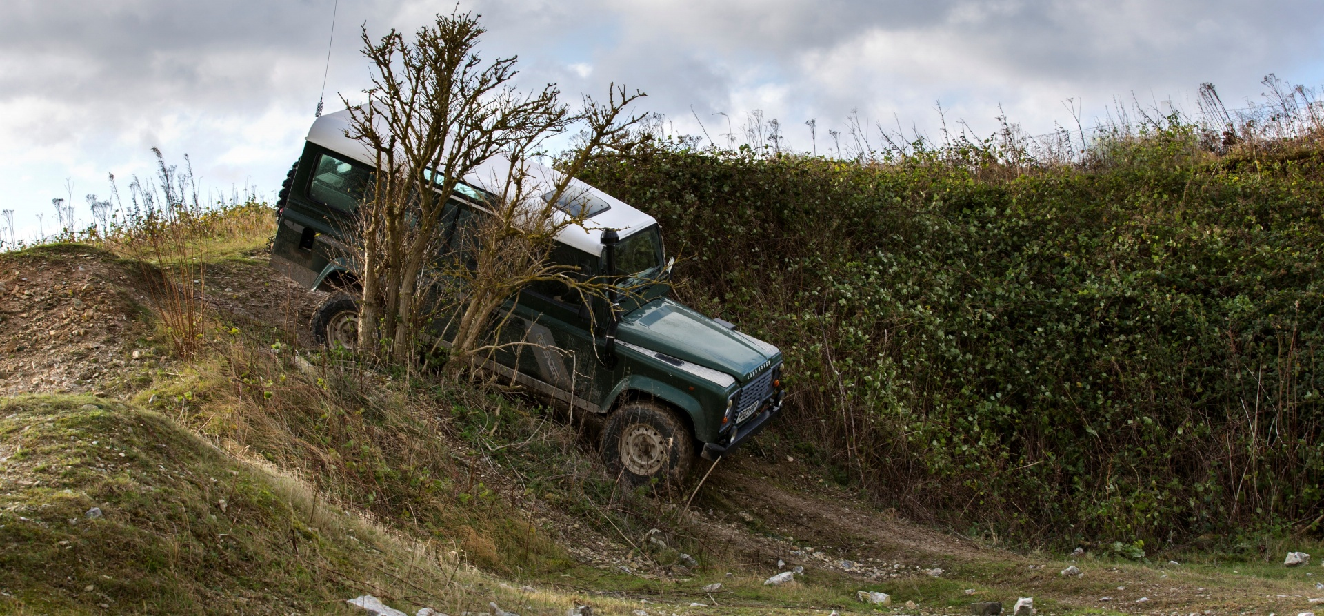 4x4 Driving Experience Shared - Lincolnshire-4