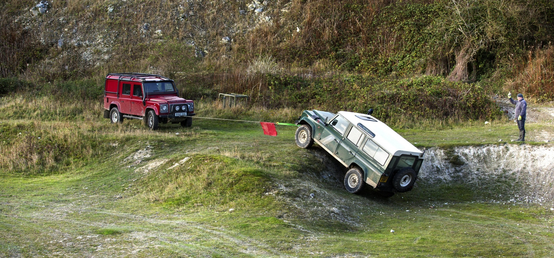 4x4 Driving Experience Shared - Lincolnshire-3