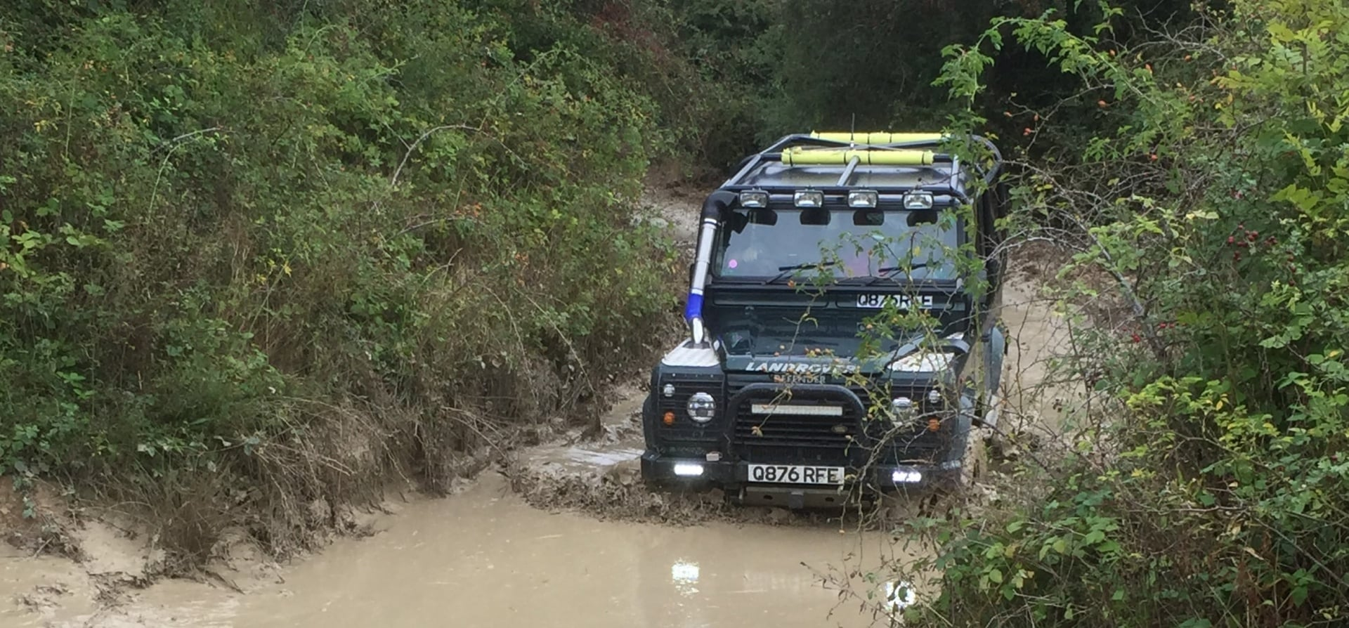 1 Hour Private Land Rover Experience-2