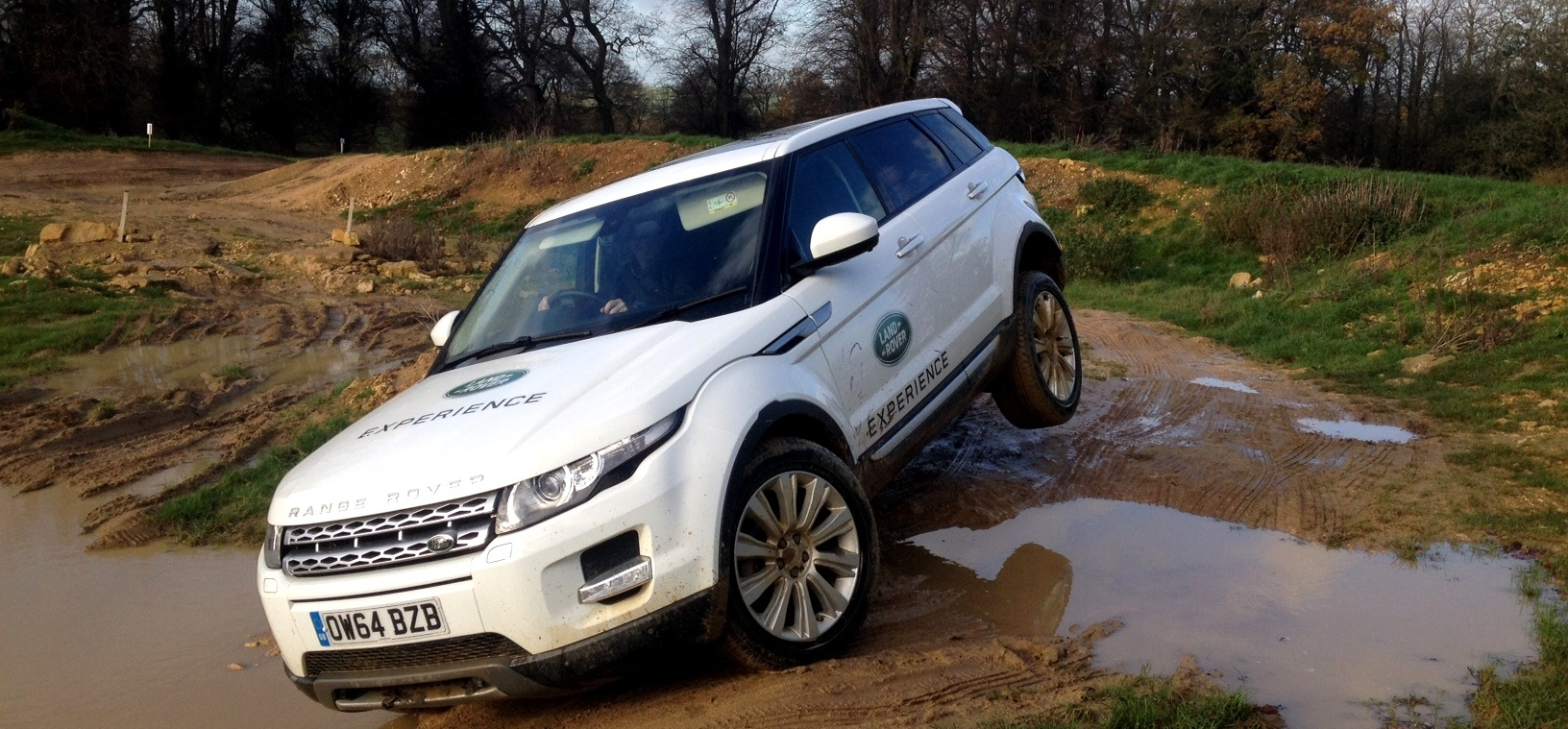 Half Day Land Rover Experience (Private)-5