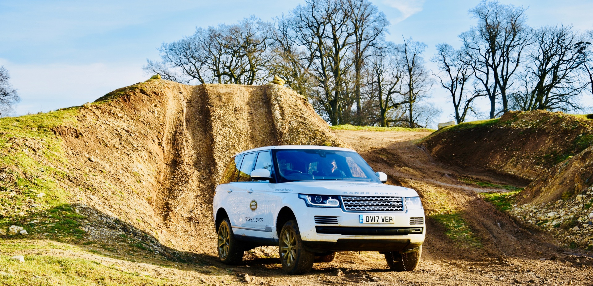 Half Day Land Rover Experience (Private)-9