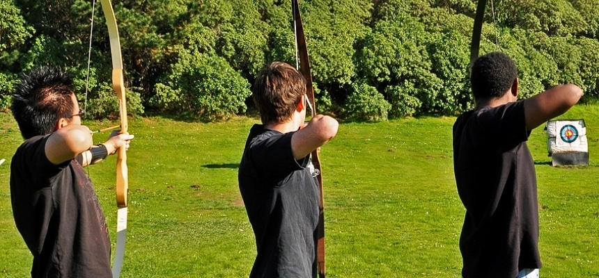 Learn Archery Taster in East Sussex-1