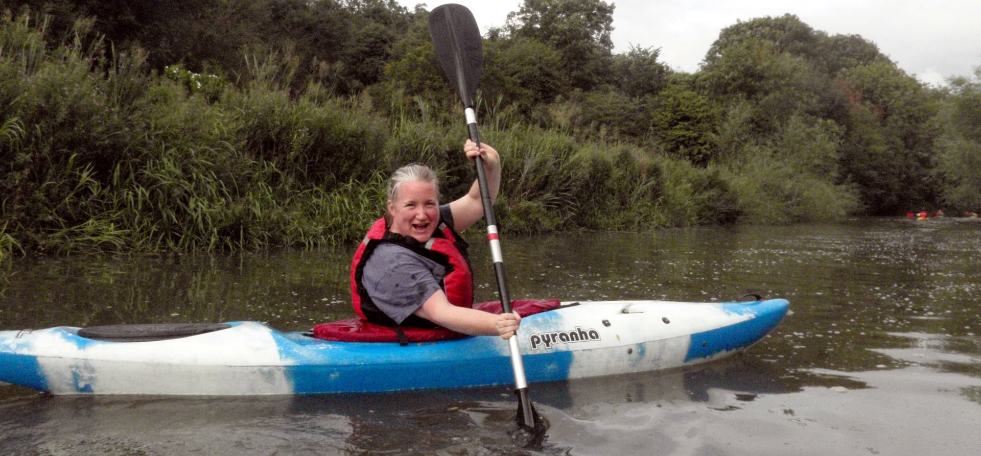 Half Day Kayaking Lesson - Warwickshire-3
