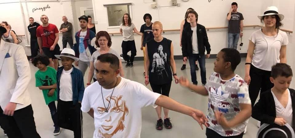 2 Hour Choreographed Dance Experience in Kent-2