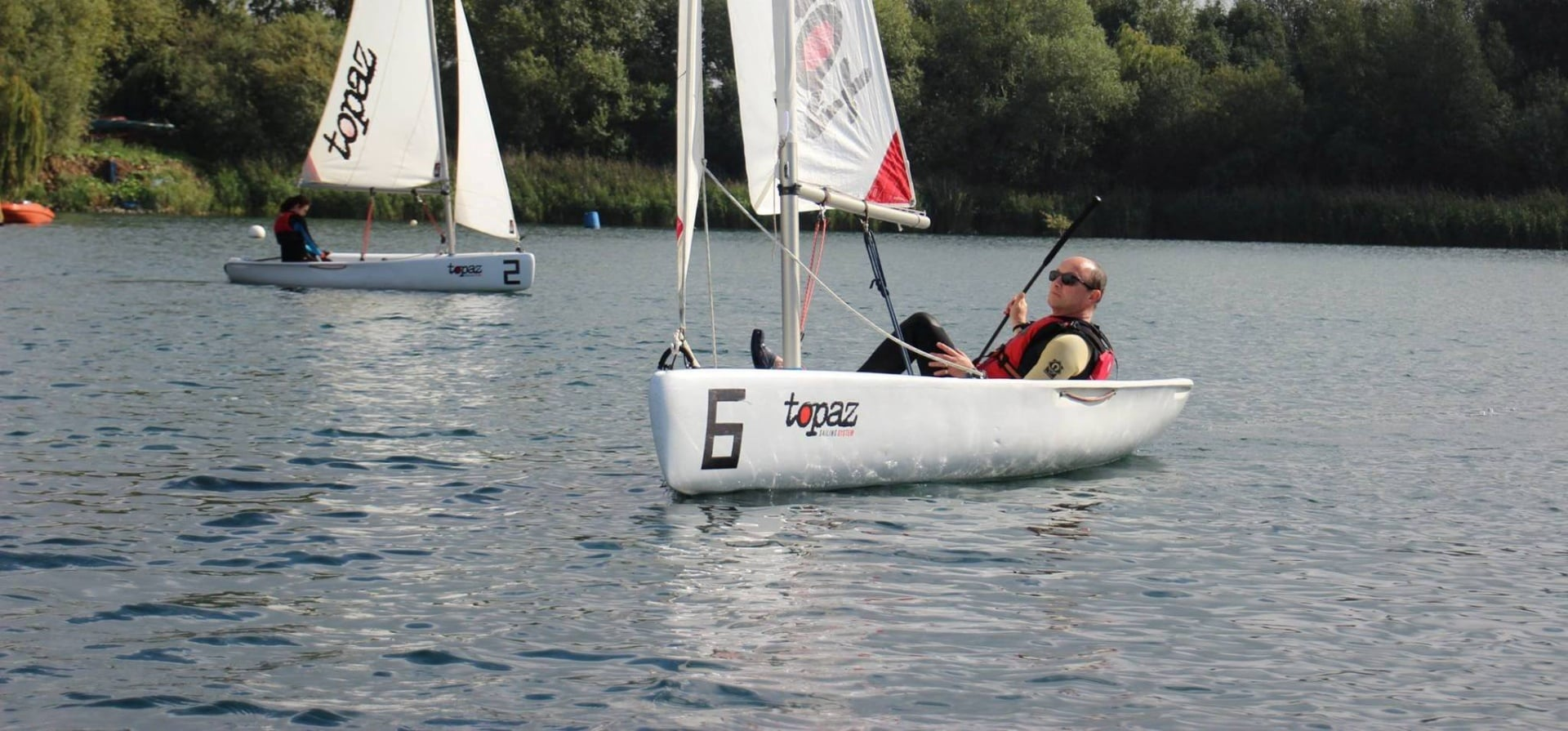 Dinghy Sailing Course - RYA L1 - Berkshire-5