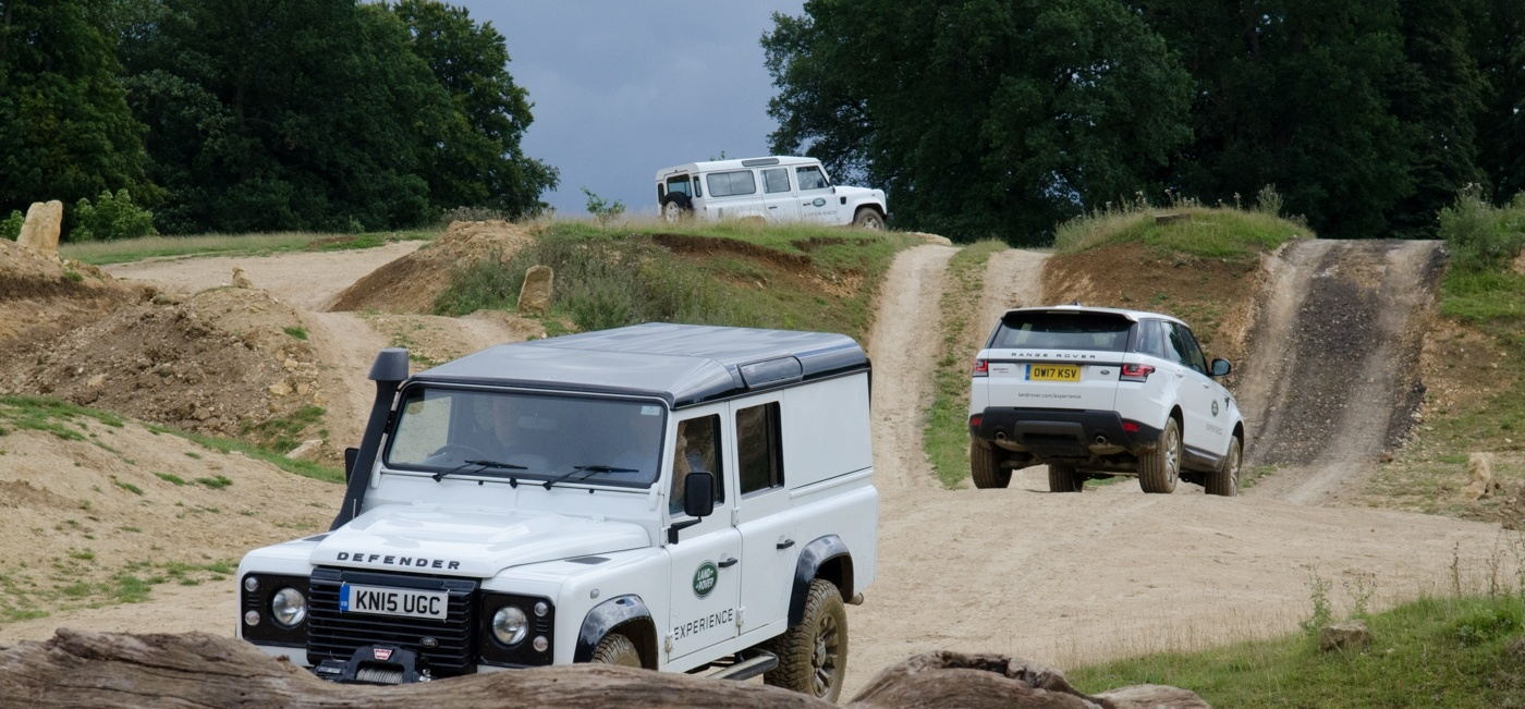 Half Day Land Rover Experience (Private)-7