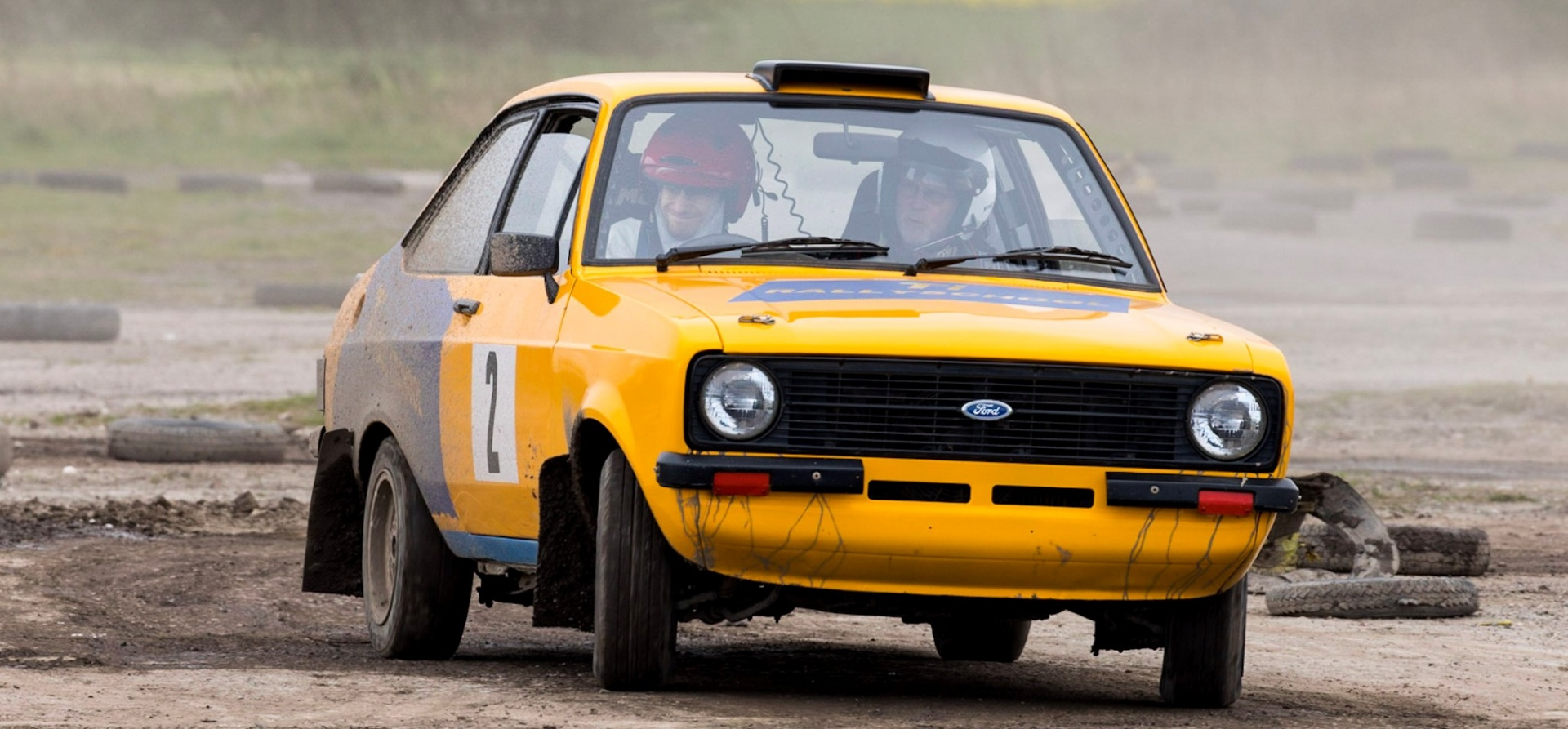Full Day Rally Driving Introductory Experience in Yorkshire-8