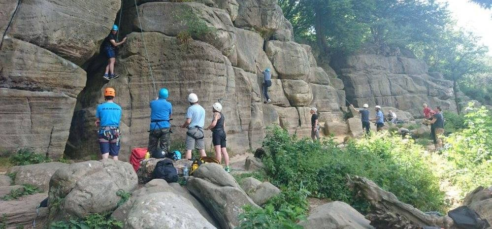 Sussex Rock Climbing Experience-3