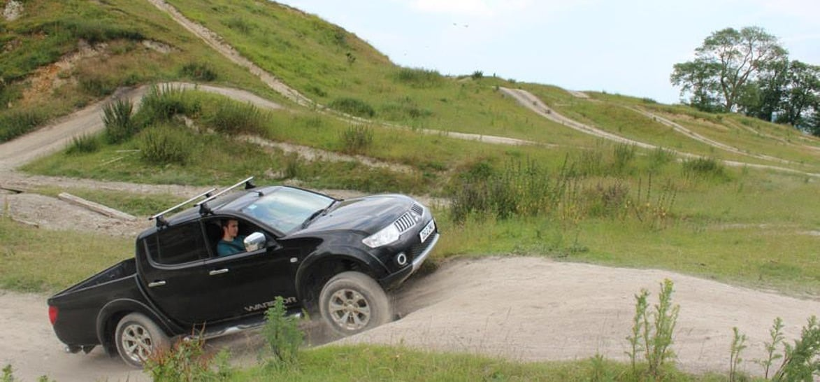 Junior Off-Road Driving Experience in Kent - 2 Hours-5