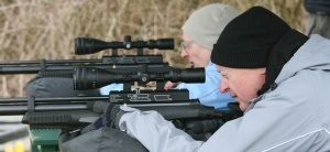 Air Rifle Shooting With 50 Shots For 2 In Market Harborough