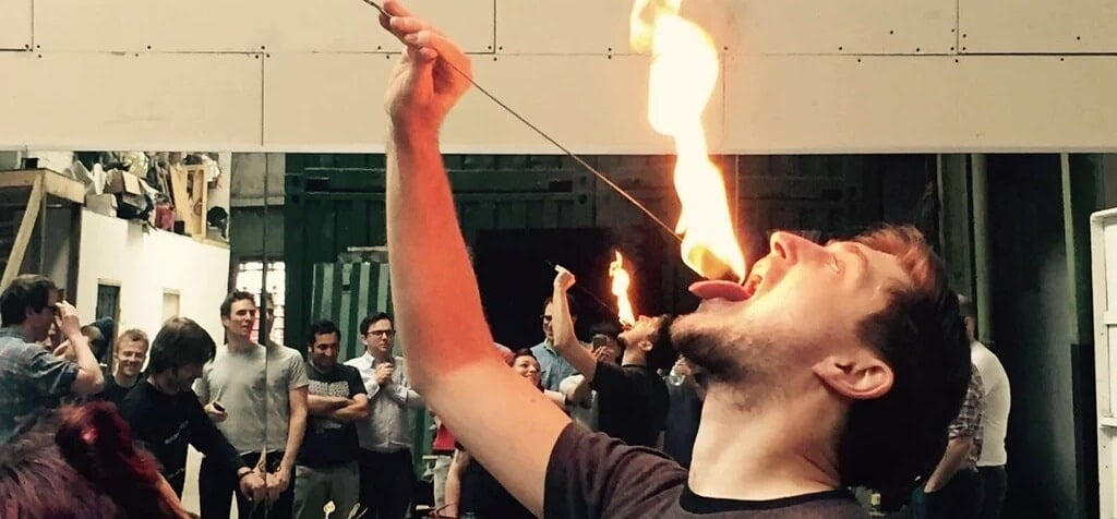 Learn Fire Eating In London-4