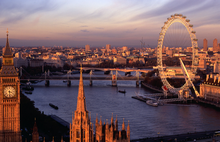 London Eye Experience Day with Premier Lunch Cruise for Two.png