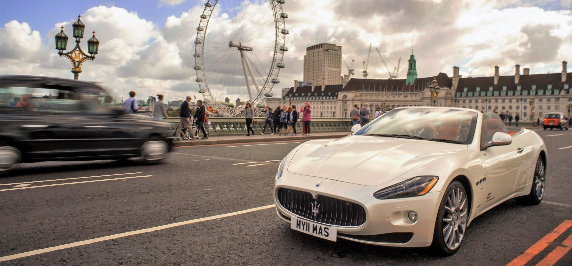 London On-Road Maserati Driving Experience - 30 Minutes-5