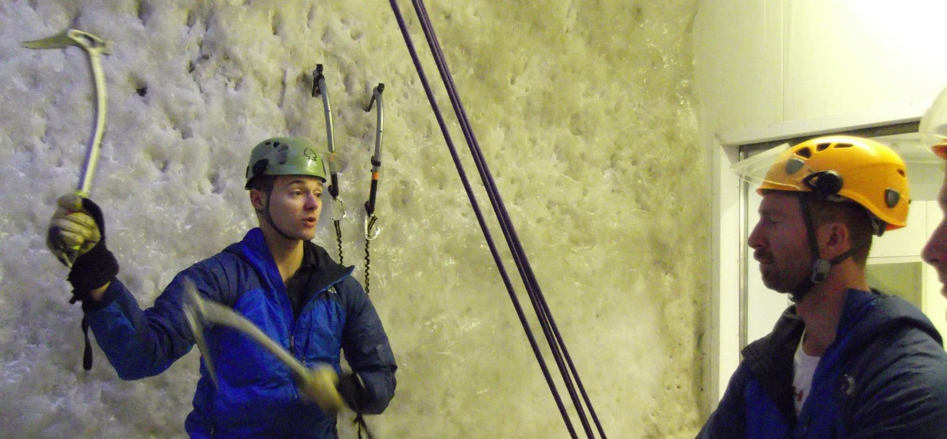 Discover Indoor Ice Climbing - London-4