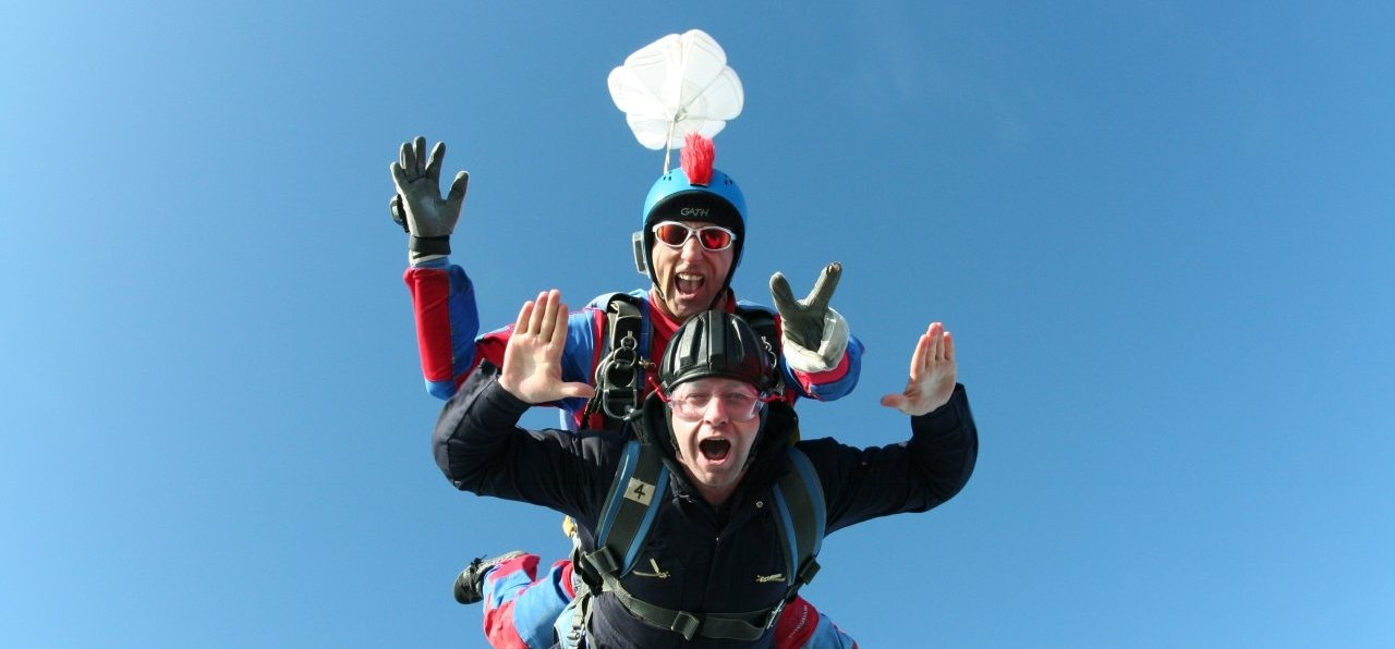 Tandem Skydive Cambridge - Weekday Special