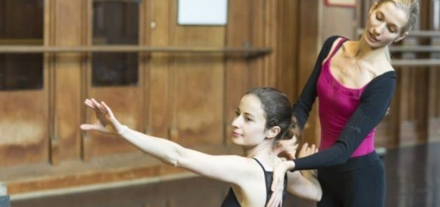 Private One Hour Ballet Class - London-3