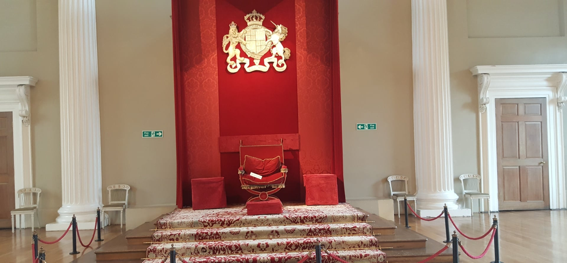 Banqueting House Entry For Two-4