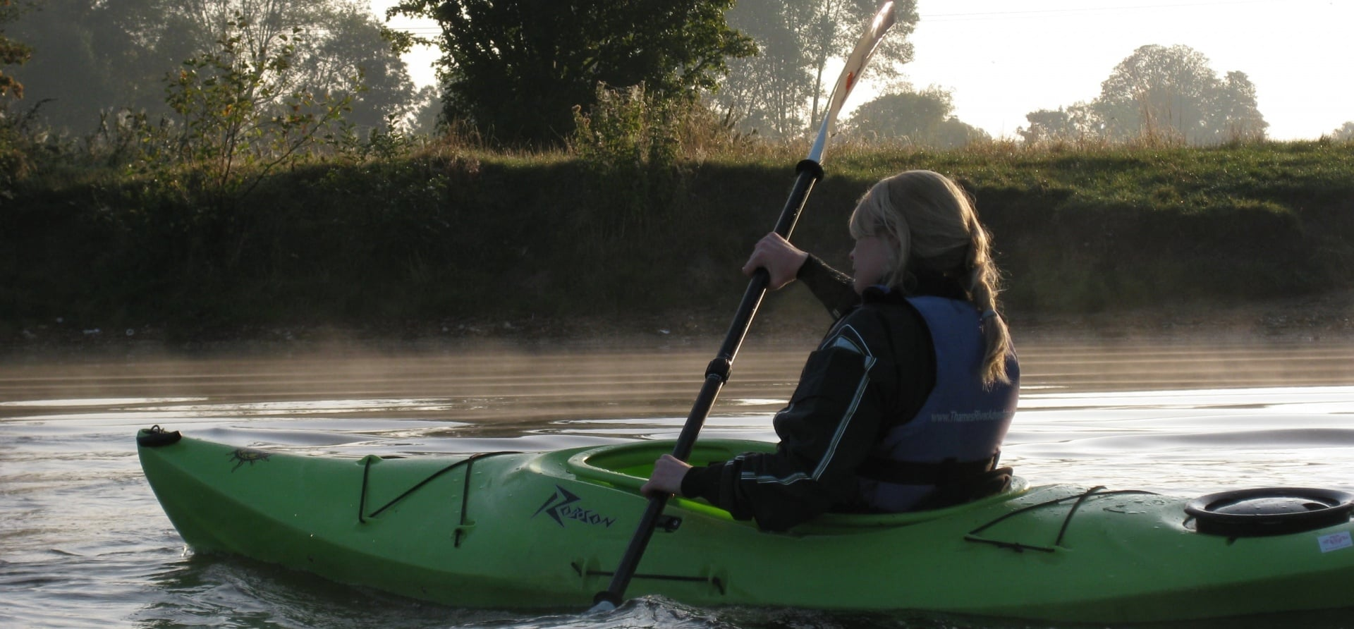 2for1 - Regents Canal Kayaking - London-3