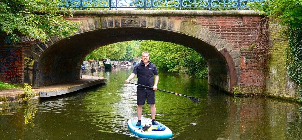 Introduction to Paddleboarding - London-3