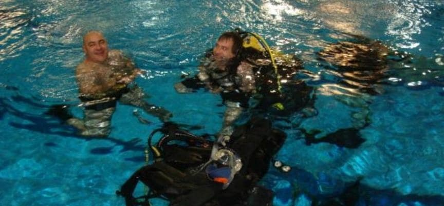 Scuba Diving 'Discover' Session for 2 London-2